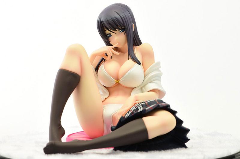 『七海日奈:ナマイキッ!Cover Girl designed by 蕨野まつり』1/5 完成品フィギュア-001