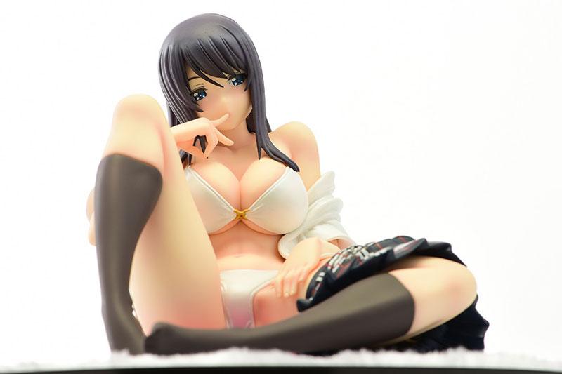 『七海日奈:ナマイキッ!Cover Girl designed by 蕨野まつり』1/5 完成品フィギュア-008