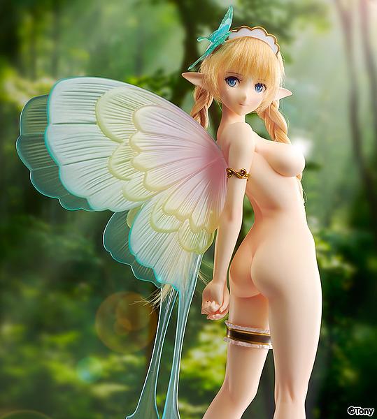 Tony オリジナルキャラクター『妖精女王 エレイン(ウィッグ版)』1/5 完成品フィギュア-001
