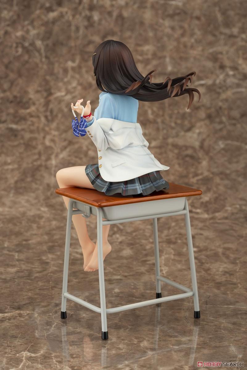 『僕の恋人、蘭先輩 -放課後のひととき- illusutraition by 和遥キナ』1/7 完成品フィギュア-003