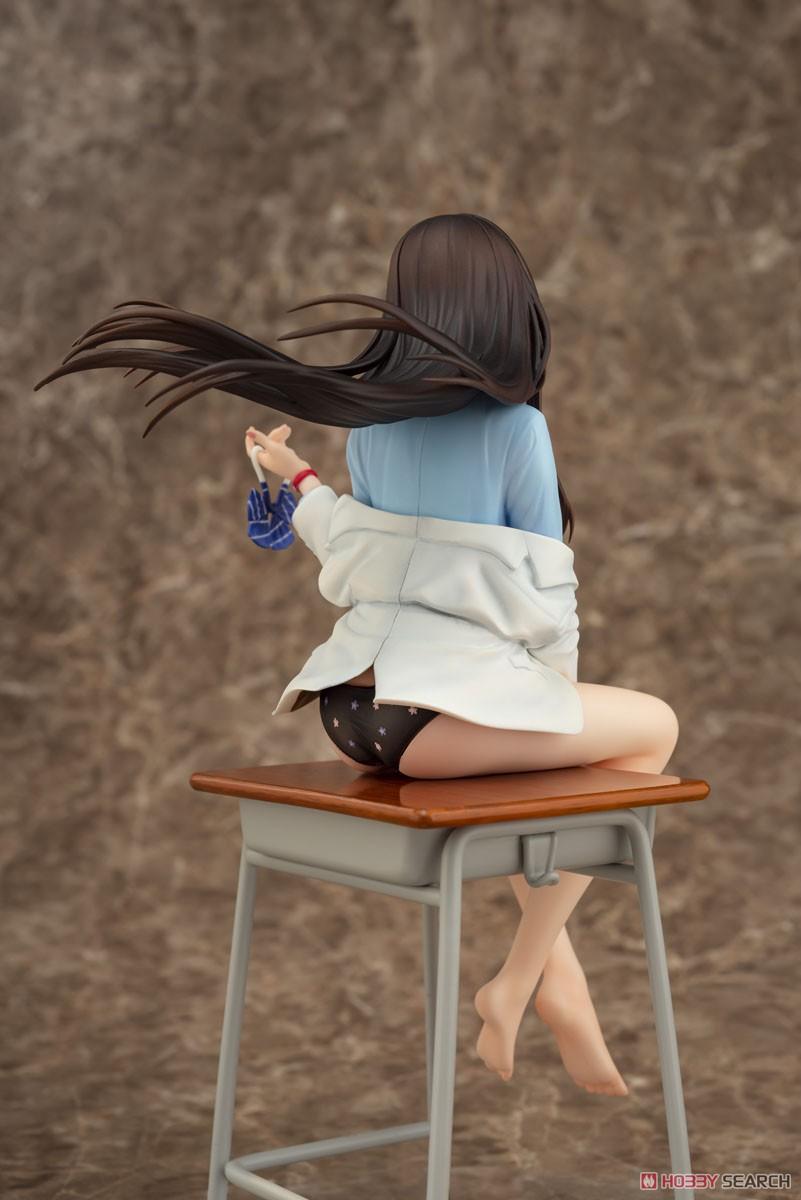 『僕の恋人、蘭先輩 -放課後のひととき- illusutraition by 和遥キナ』1/7 完成品フィギュア-015