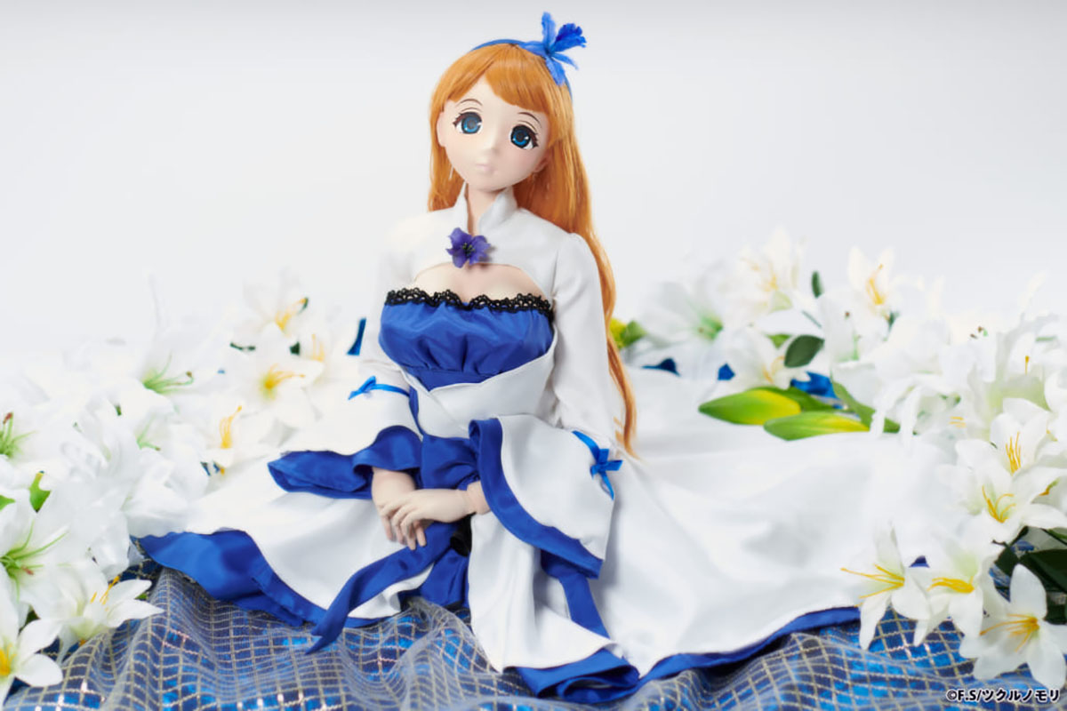 innocence mary doll 01 -イノセンス マリー ドール-『model F.S リリィ』完成品ドール-001