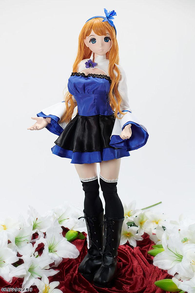 innocence mary doll 01 -イノセンス マリー ドール-『model F.S リリィ』完成品ドール-008