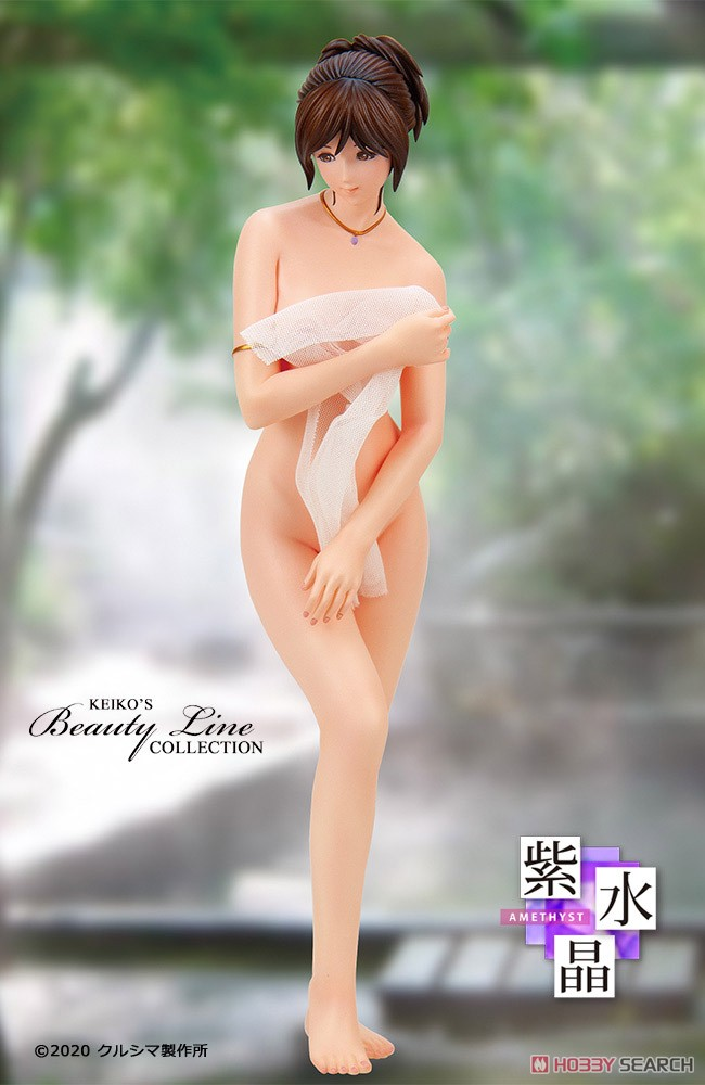 KEIKO's Beauty Line collection No.C634『紫水晶(アメシスト)』1/7 完成品フィギュア-008