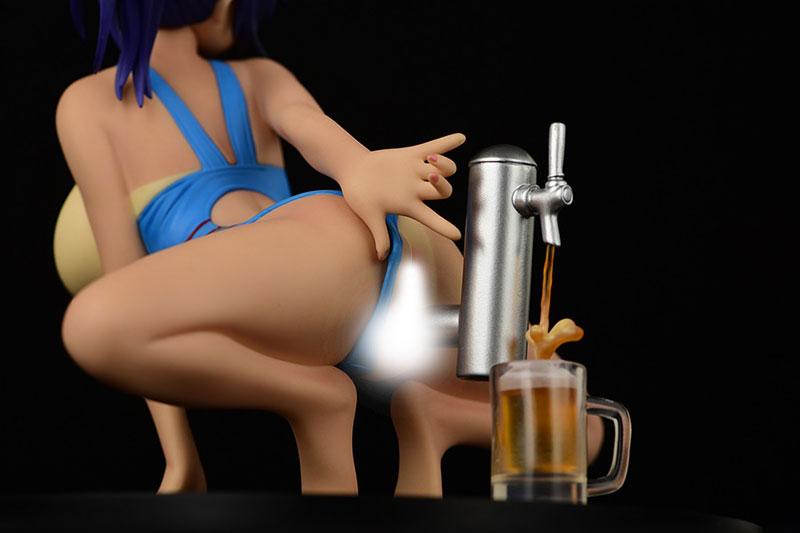 1/6『高丘みずき:creator deity ぼっしぃ ver. ビールサーバーhiyakeato 一部流通限定』完成品フィギュア-016
