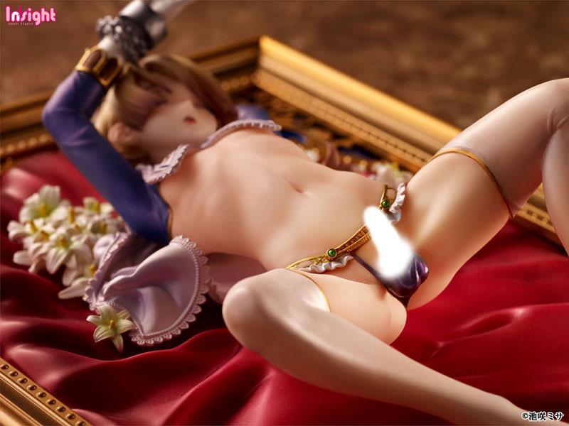 池咲ミサ氏オリジナルキャラ『ジャンヌくん』1/8 完成品フィギュア-023