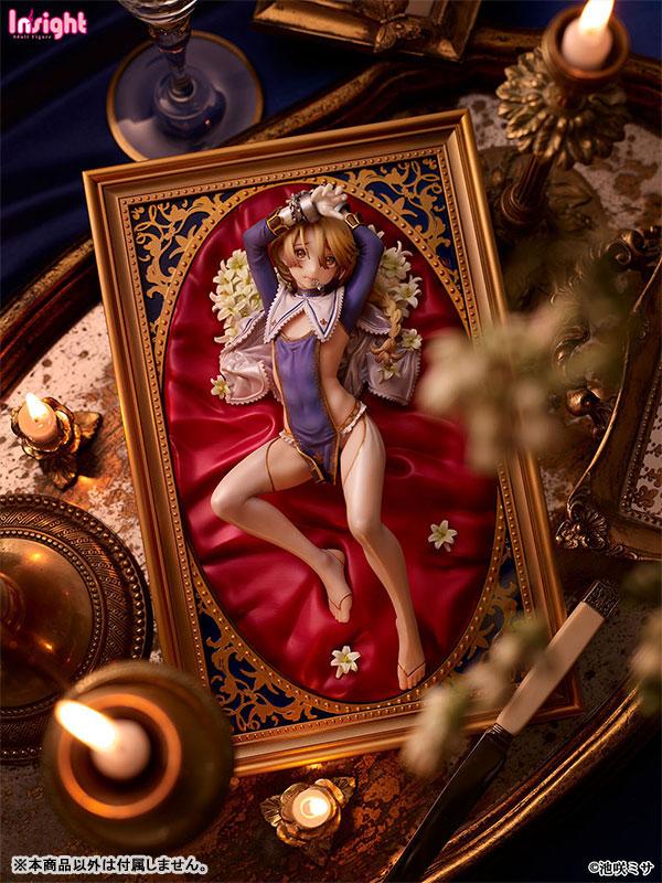 池咲ミサ氏オリジナルキャラ『ジャンヌくん』1/8 完成品フィギュア-026