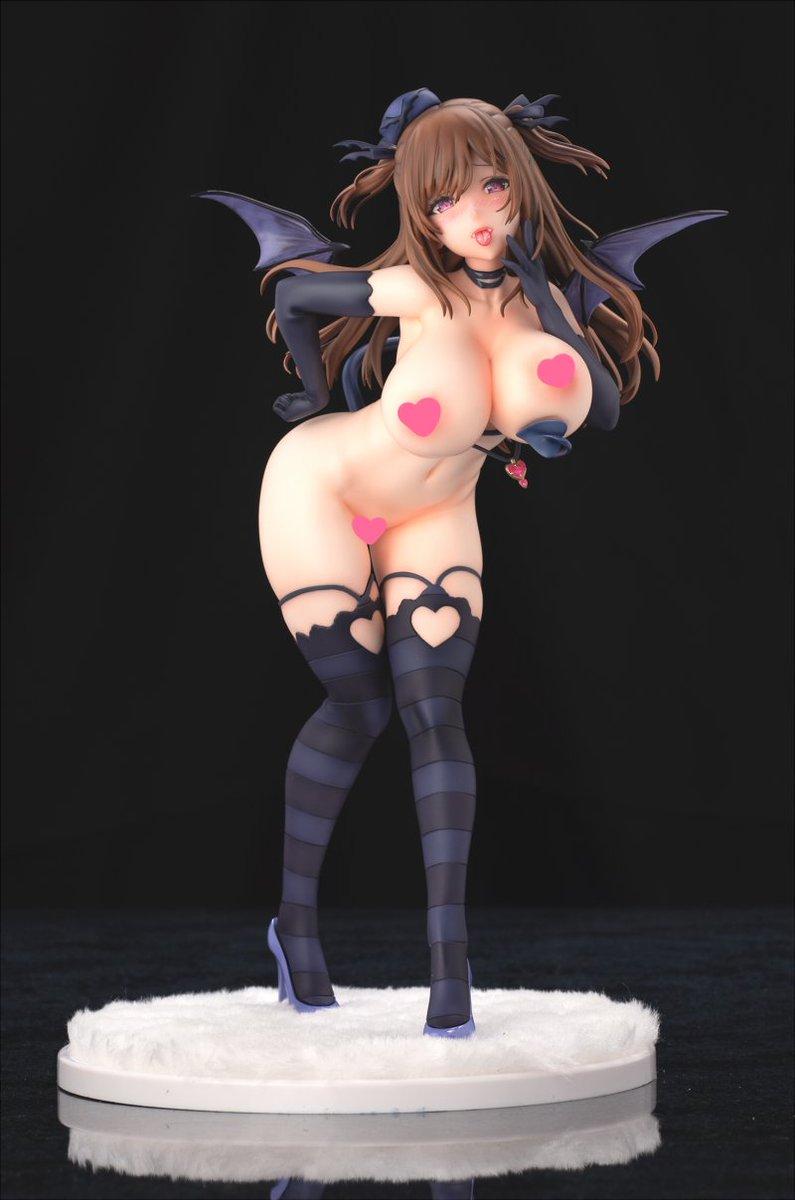 魔太郎オリジナルキャラクター『リリス』1/6 完成品フィギュア-004