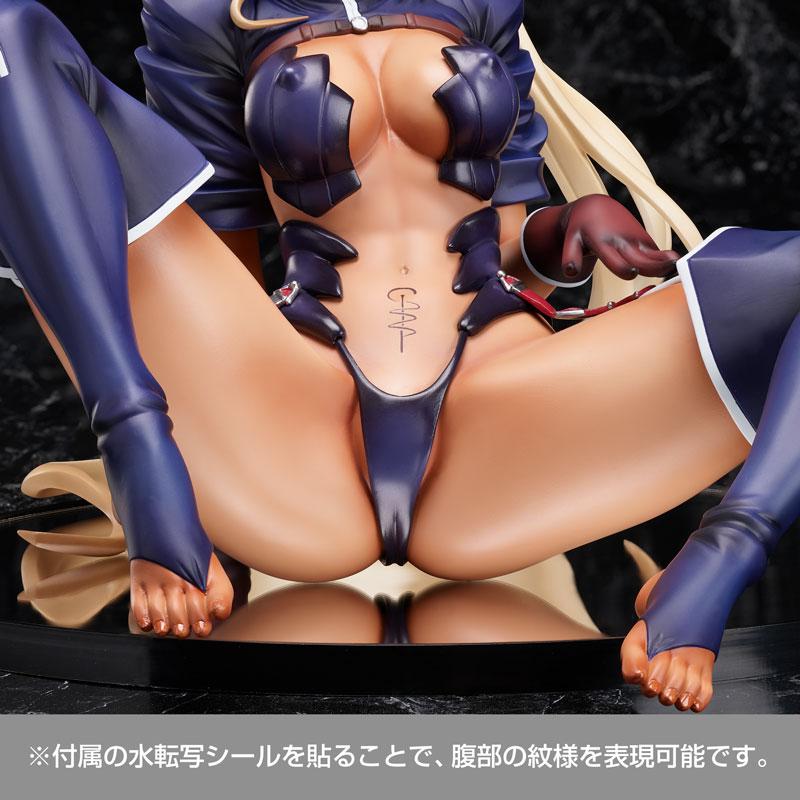 黒獣『クロエ』1/4 完成品フィギュア-015