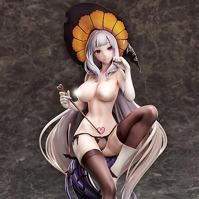 飯田ぽち。オリジナルキャラクター『10月31日の魔女 ミス・オランジェット』1/6 完成品フィギュア