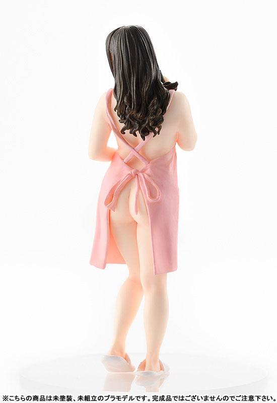PLAMAX Naked Angel『白石茉莉奈』1/20 プラモデル-002