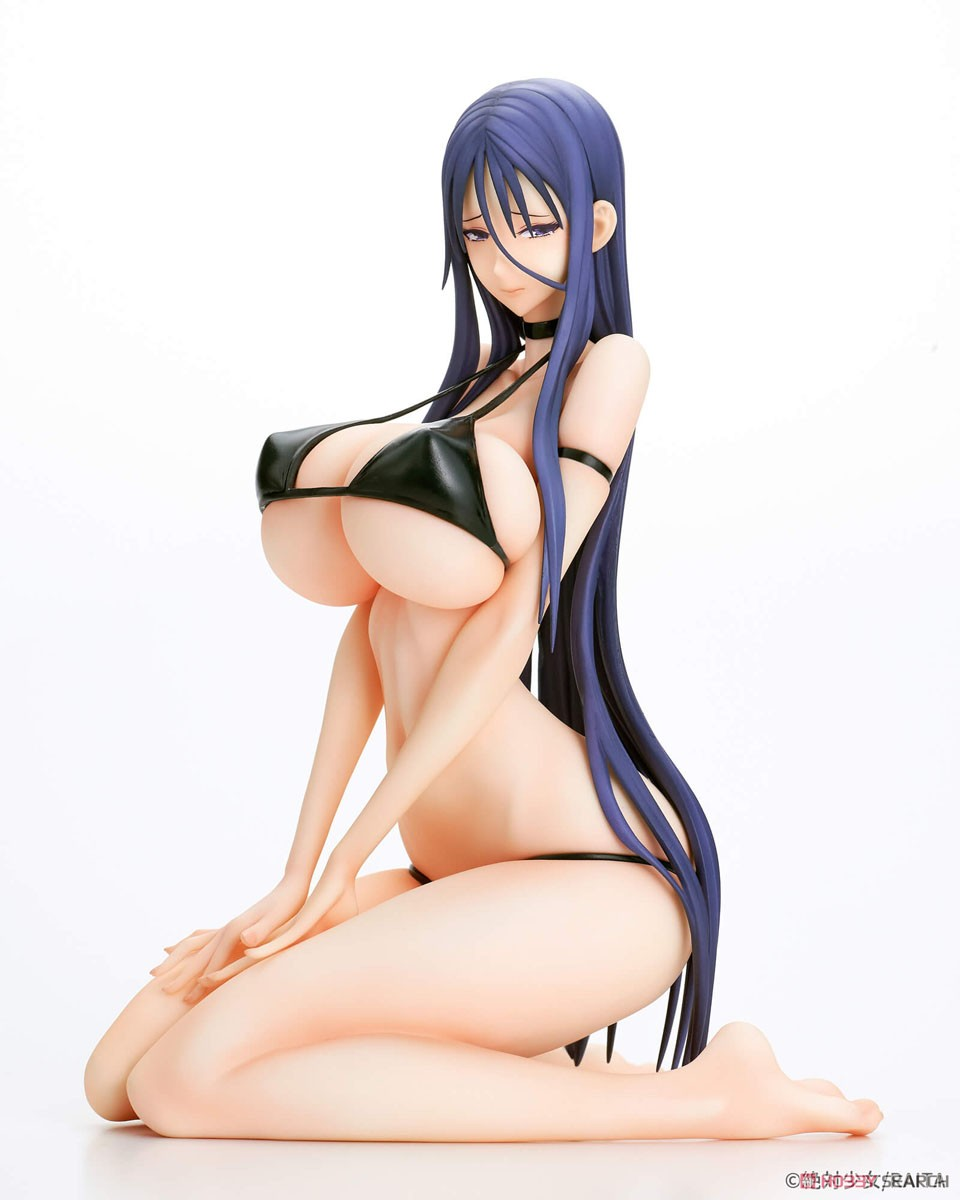 魔法少女『ミサ姉 黒ビキニver.』1/6 完成品フィギュア-001