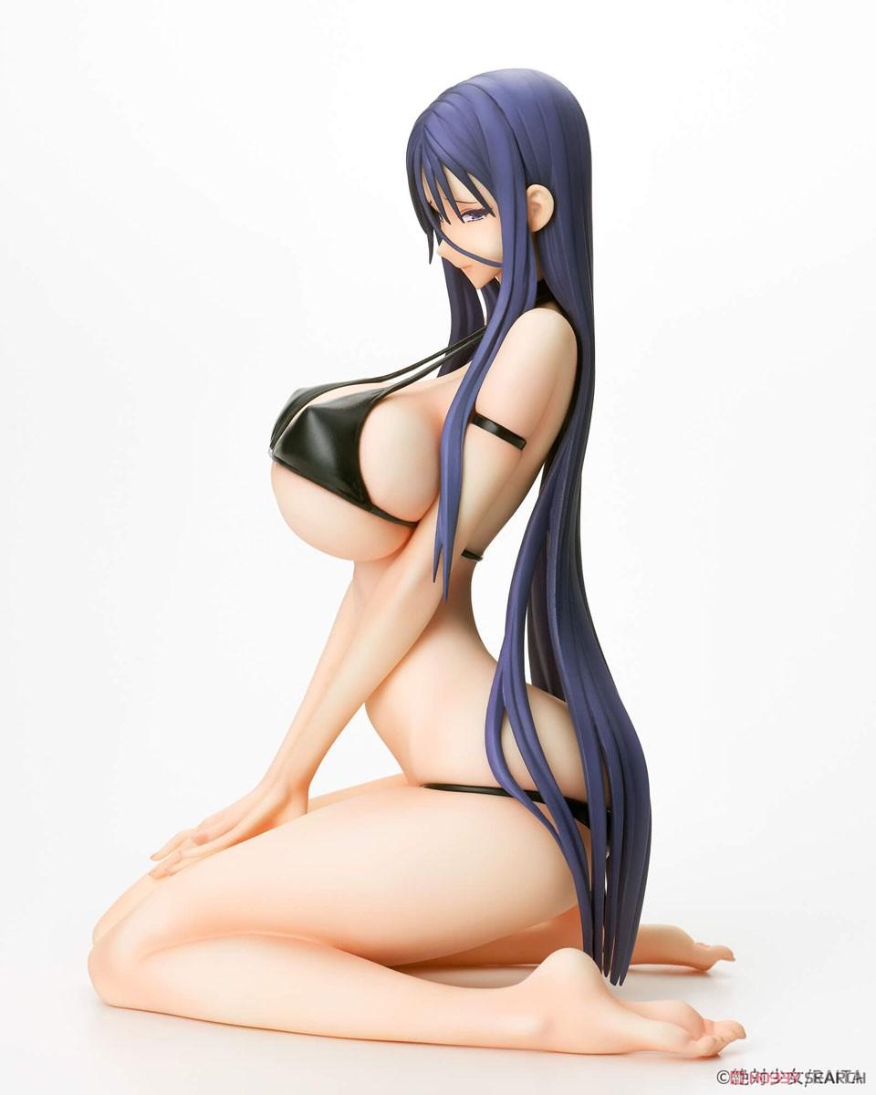 魔法少女『ミサ姉 黒ビキニver.』1/6 完成品フィギュア-008