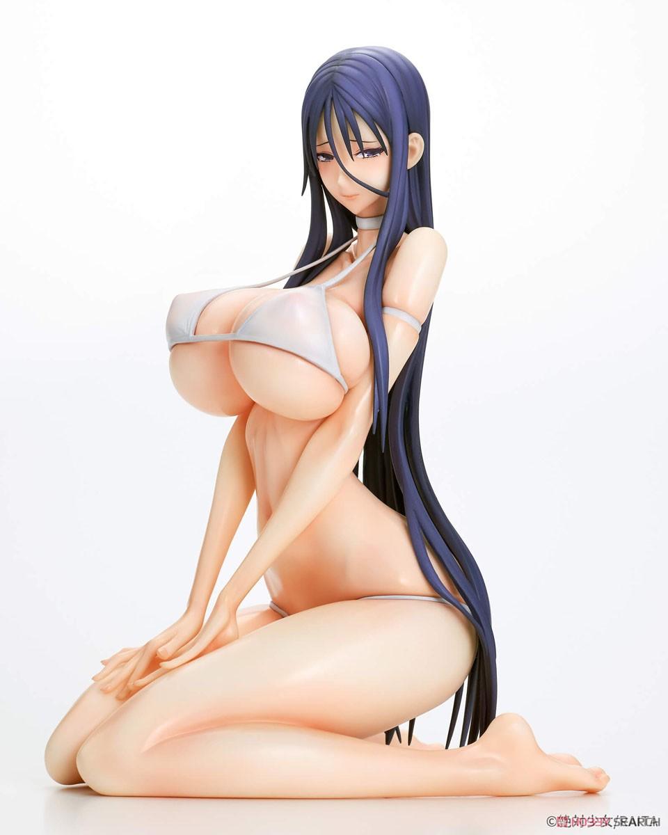 魔法少女『ミサ姉 白ビキニver.』1/6 完成品フィギュア-001