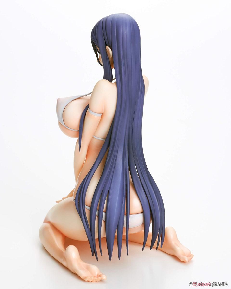 魔法少女『ミサ姉 白ビキニver.』1/6 完成品フィギュア-007