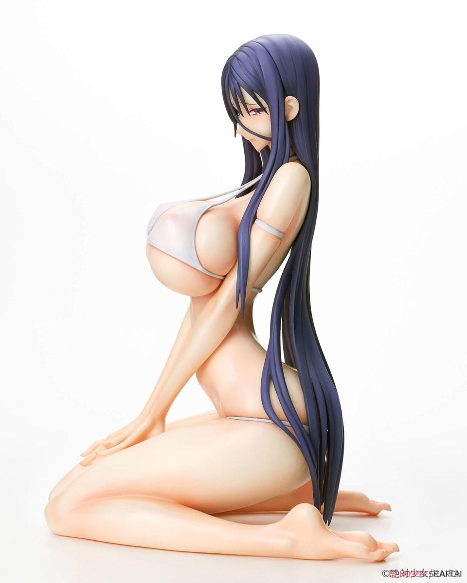 魔法少女『ミサ姉 白ビキニver.』1/6 完成品フィギュア-008