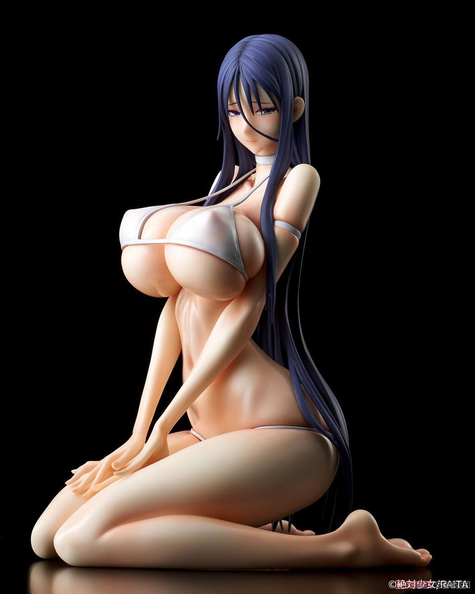 魔法少女『ミサ姉 白ビキニver.』1/6 完成品フィギュア-009