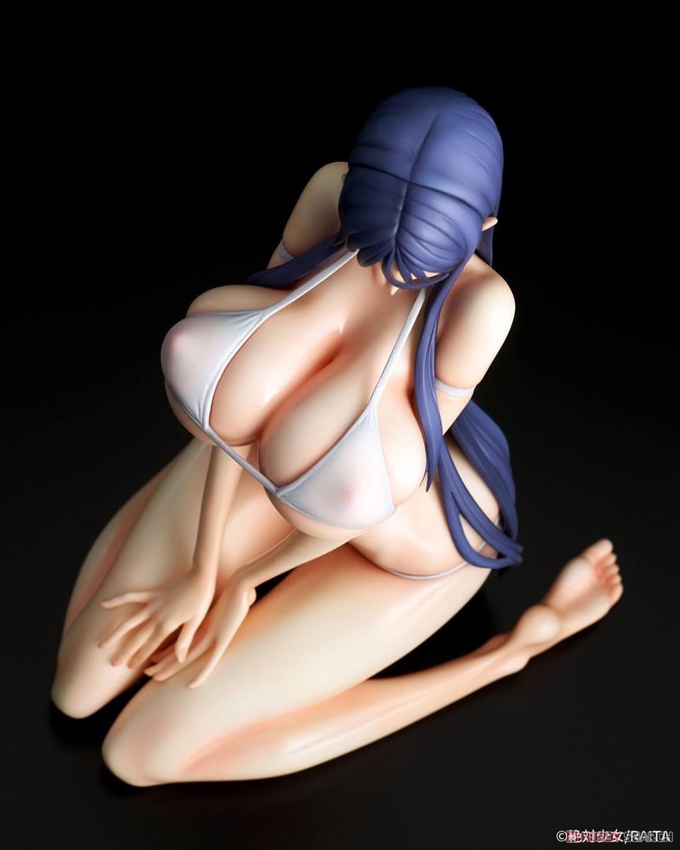 魔法少女『ミサ姉 白ビキニver.』1/6 完成品フィギュア-012