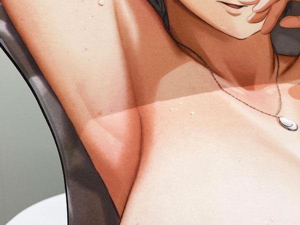 浮気と本気『等身大おっぱいマウスパッド 倉本美佳』グッズ-012