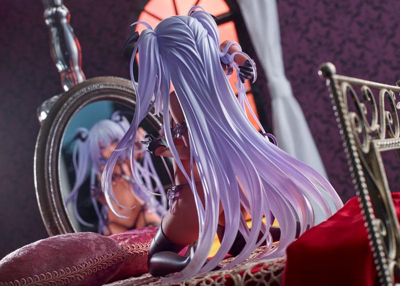 【限定販売】玉之けだま オリジナルキャラクター『サキュバス 黒ルルム』1/6 完成品フィギュア-010