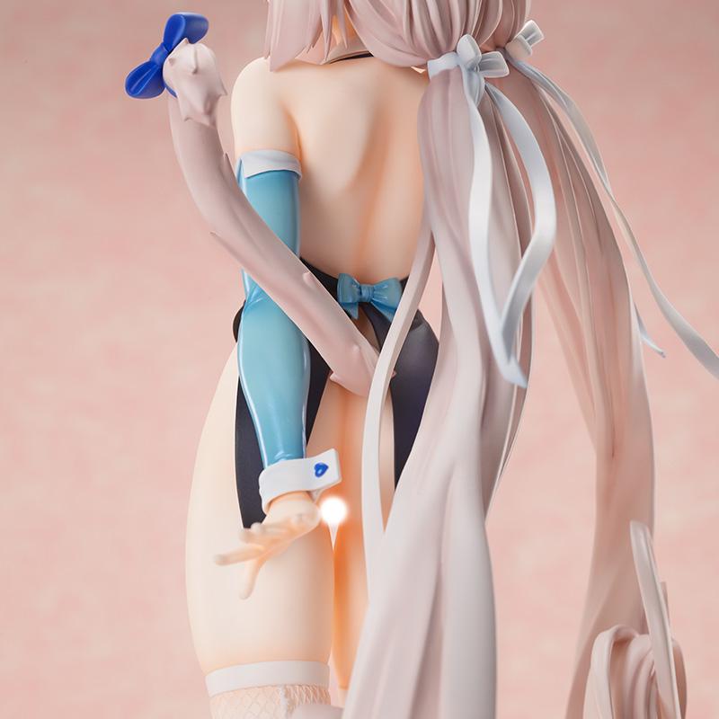 【限定販売】ネコぱら『バニラ バニースーツVer.』1/4 完成品フィギュア-013