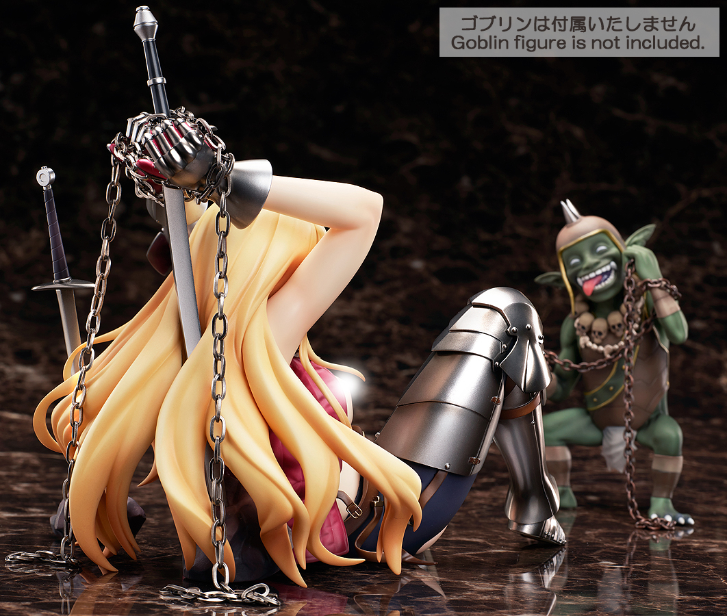 【限定販売】犬江しんすけオリジナルキャラクター『女騎士ヴァレリー』1/5.5 完成品フィギュア-004