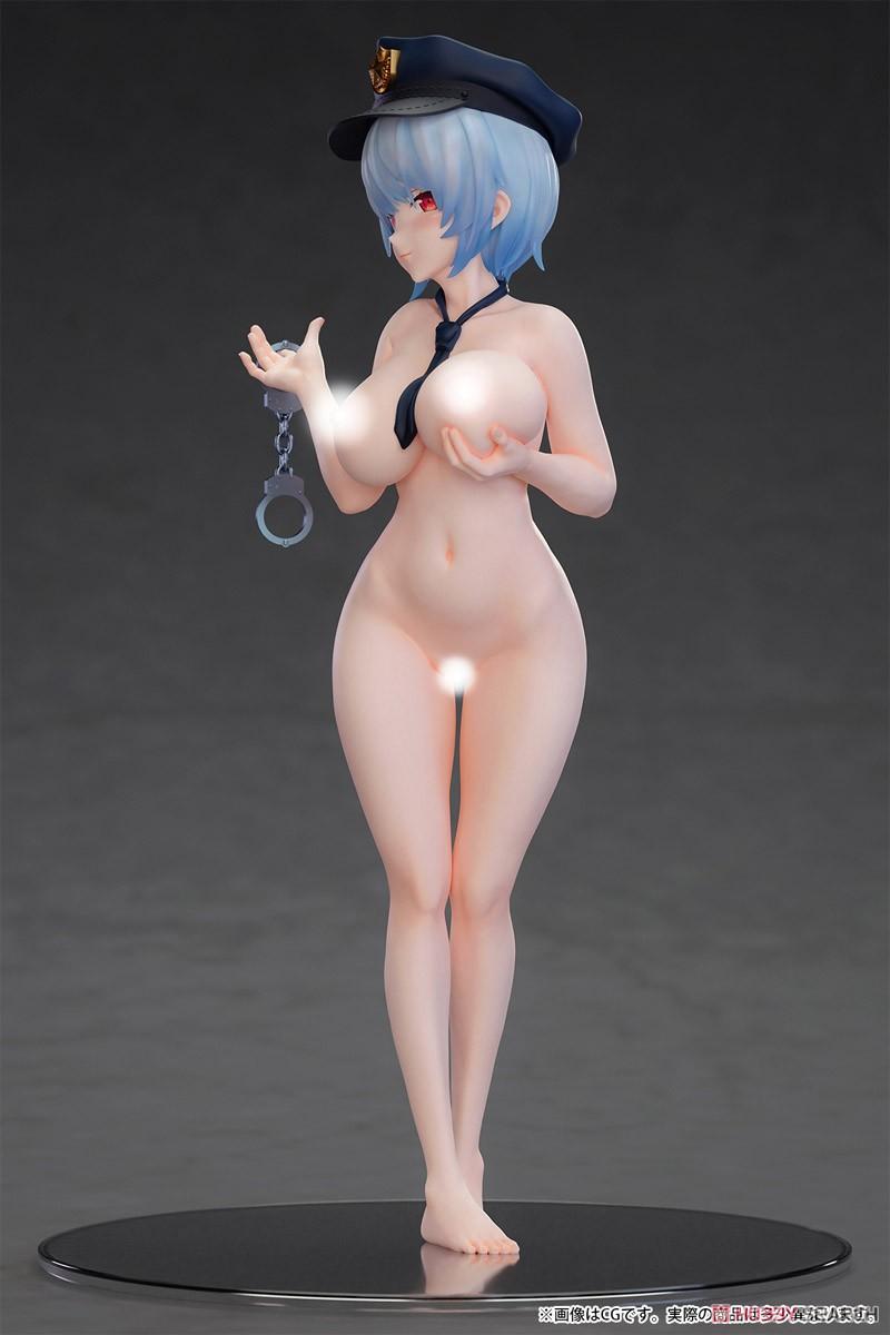 インサイトオリジナル『肉感少女S』1/6 完成品フィギュア-002