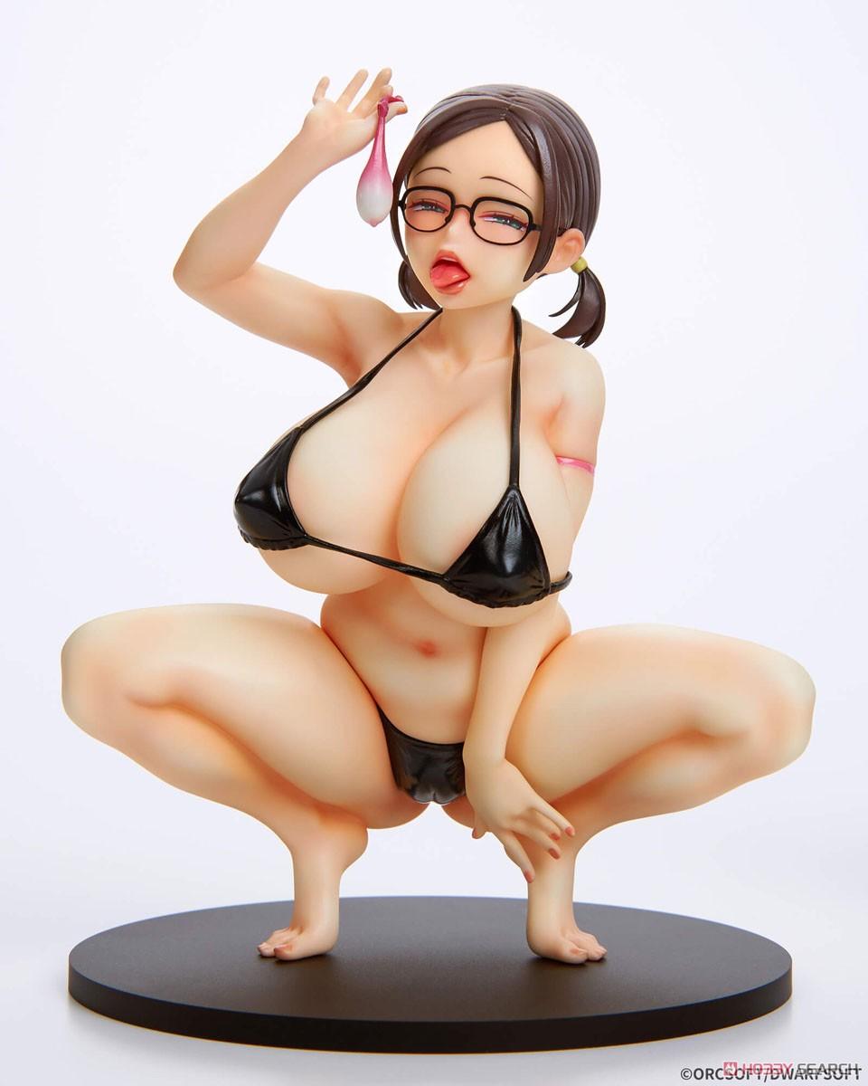 セクフレ幼馴染『秋原志穂』1/6 完成品フィギュア-001