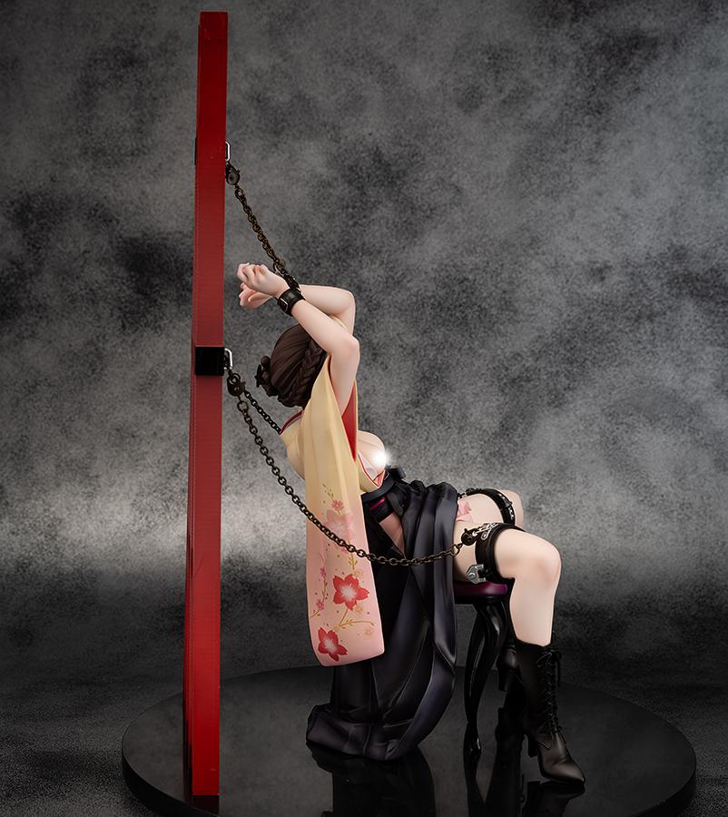 【限定販売】天三月オリジナルキャラクター『艶姿 陸』1/6 完成品フィギュア-004