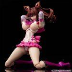 【魔法少女】SECOND AXE式❤HENTAI ACTION『倉本エリカ』可動フィギュア【セカンドアックス】より2020年6月発売予定☆