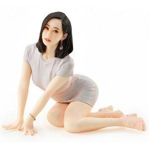 【PLAMAX】Naked Angel『篠田ゆう(しのだ ゆう)』1/20 プラモデル【マックスファクトリー】より2021年11月発売予定♪